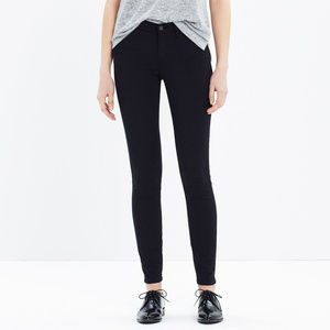 Madewell Black Skinny Skinny Jeans - 28